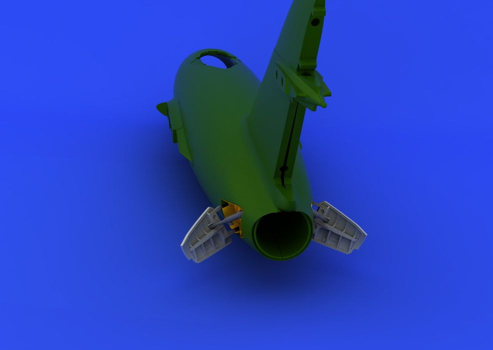 Eduard MiG-15bis airbrakes (EDUARD)