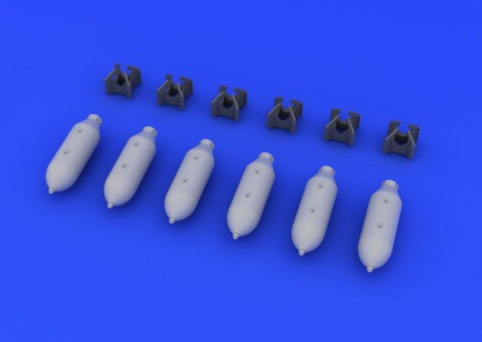Eduard US 500lb bombs