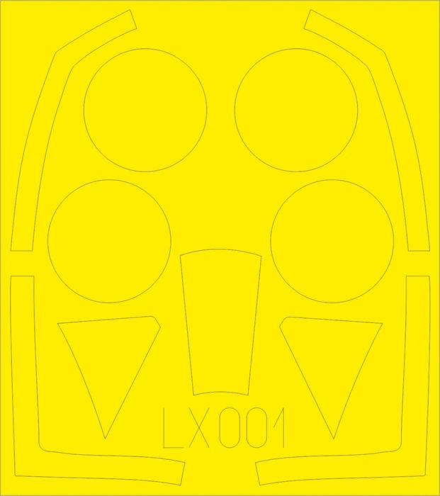 Eduard Big ED TYPHOON Mk. Ib (Airfix)