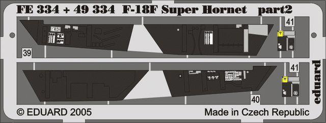 Eduard Big Ed F-18F (Hasegawa)