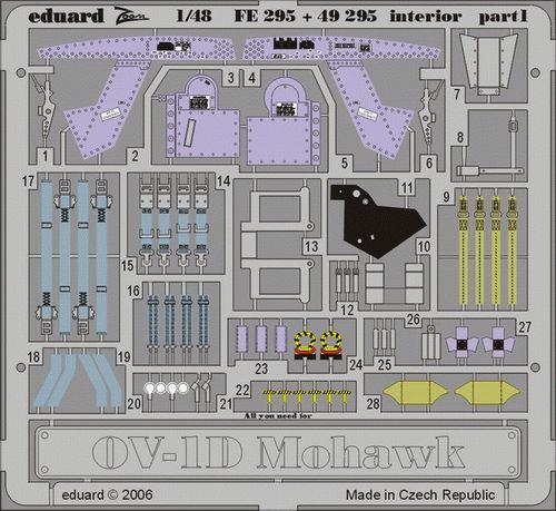Eduard Big Ed OV-1D (Roden)