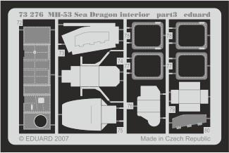 Eduard Big Ed MH-53E (Italeri)