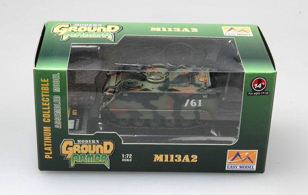 Easy Model M113A2 3rd forward support Bat.