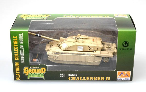 Easy Model Challenger II- In Iraq 2003