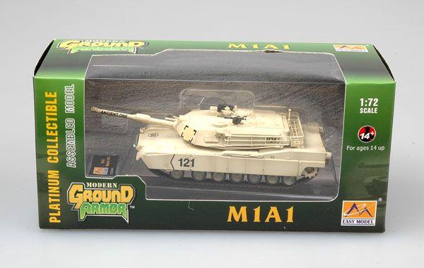 Easy Model M1A1 Kuwait 1991
