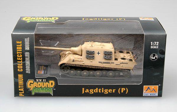 Easy Model Jagd Tiger (Porsche) 305009 Germany 1944