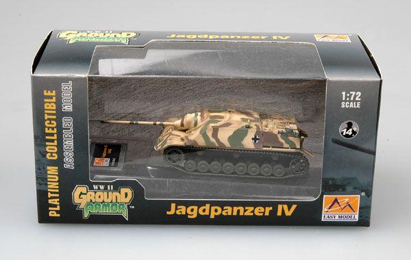 Easy Model Jagdpanzer IV German Army 1944