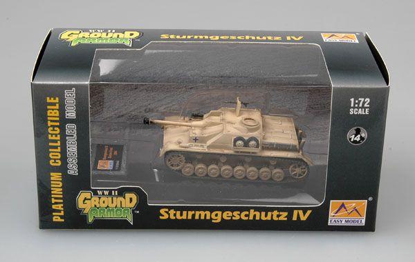 Easy Model Sturmgeschutz IV Eastern Front 1944
