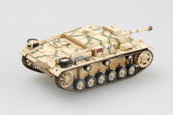Easy Model Stug III Ausf.F/8 Sturmgeschutz-Abteilung 191 Stalingrad,September 1942