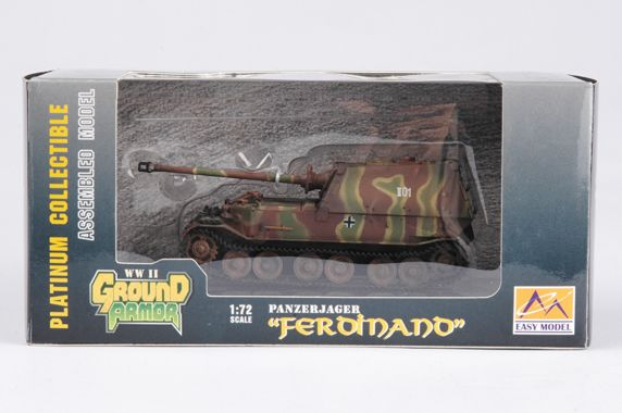 Easy Model panzerjager Ferdinand654th eastern