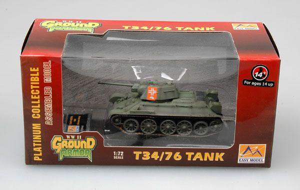 Easy Model T-34/76 Russian Army