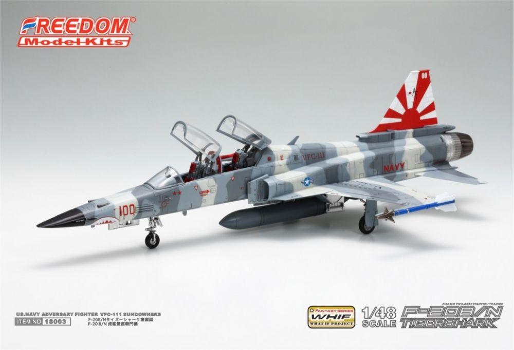 Freedom F-20B/N Tiger Shark