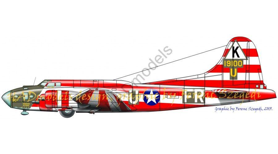 HAD B-17E Birmingham Blitzkrieg USAAF