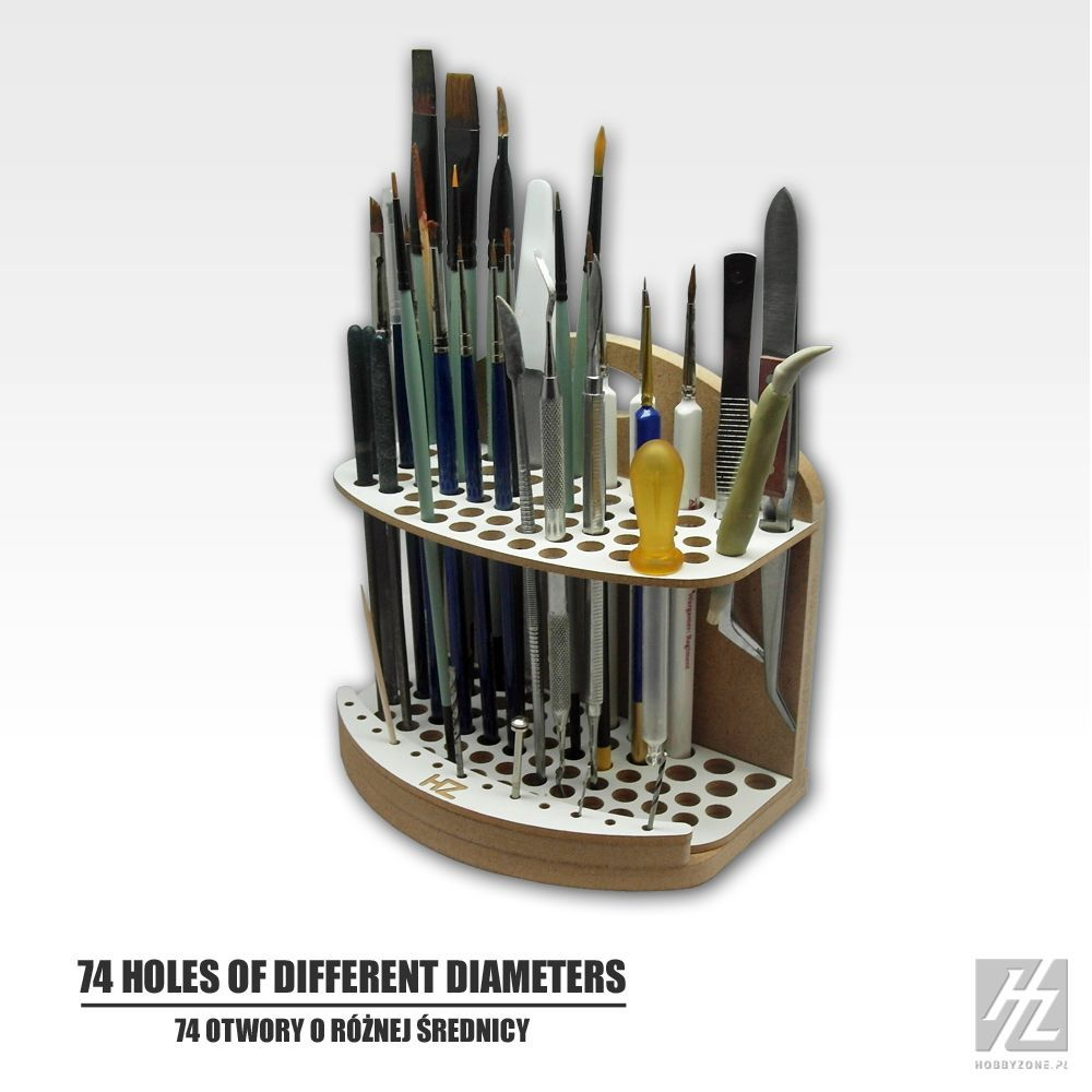 HZ Brushes and Tools Holder