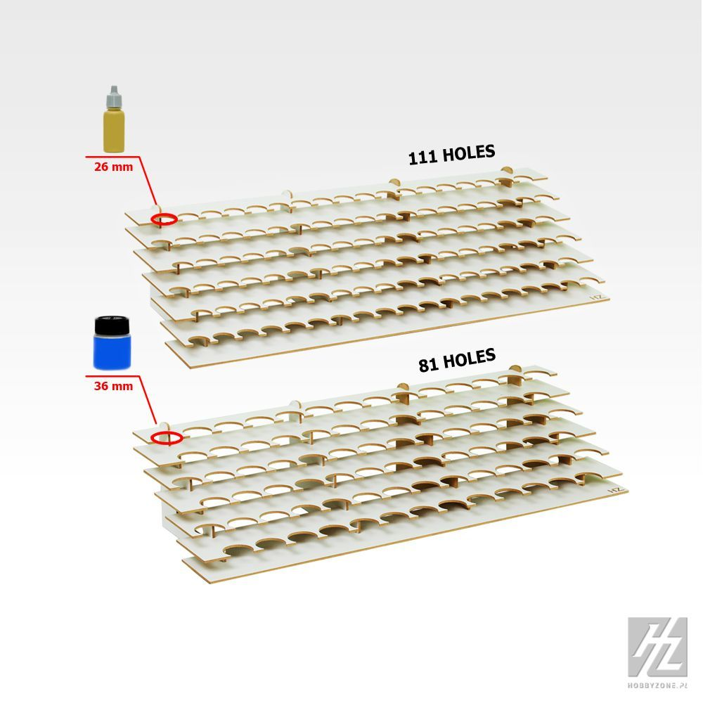 HZ Large Paint Stand Big - 36mm