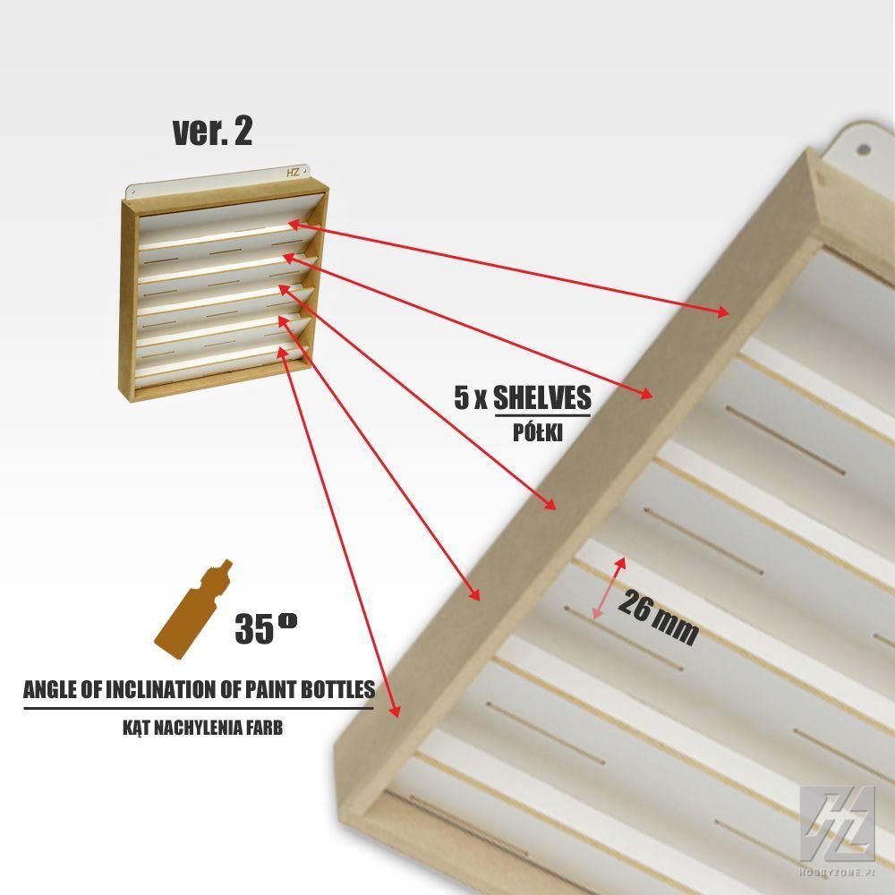 HZ Paint Hanger Smal - 26mm