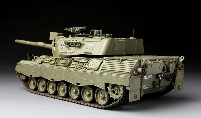 Meng Model German Leopard 1 A3/A4 MBT
