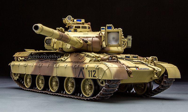 Meng Model French Main Battle Tank AMX-30B