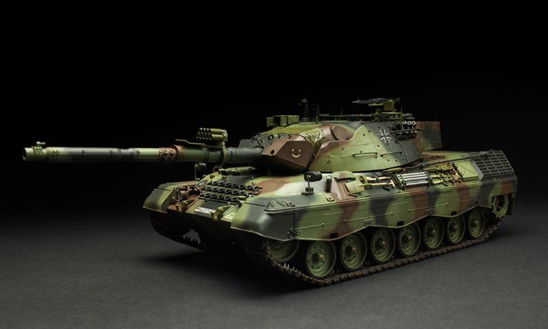 Meng Model German Leopard 1 A5 MBT