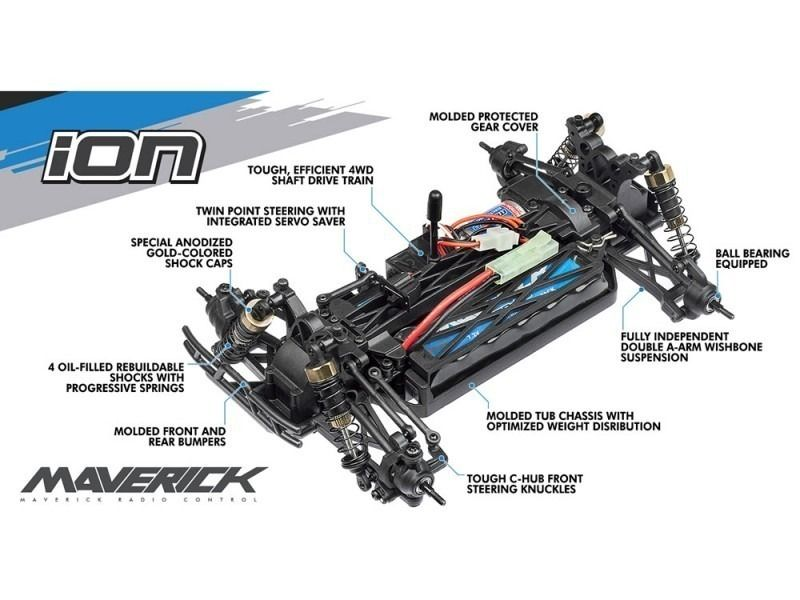 Maverick Ion XT