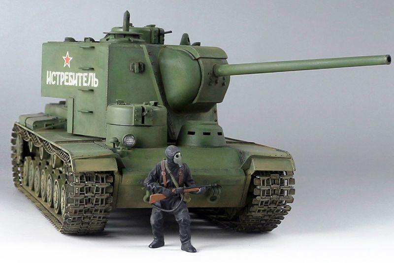 Takom Soviet Super Heavy tank KV-5