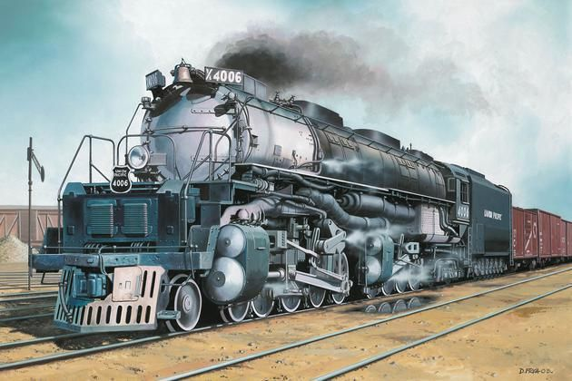 Revell Big Boy Locomotive