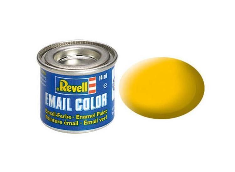 Revell Enamel Color 15 Matt Yellow