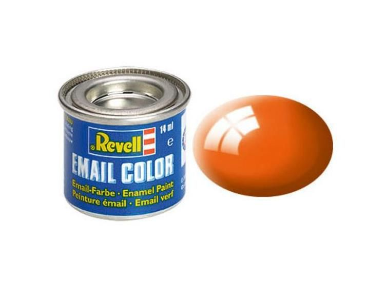 Revell Enamel Color 30 Gloss Orange