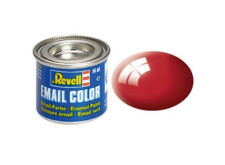 Revell Enamel Color 34 Gloss Ferrari Red