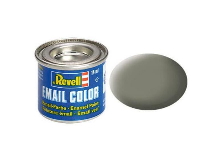Revell Enamel Color 45 Matt Light Olive