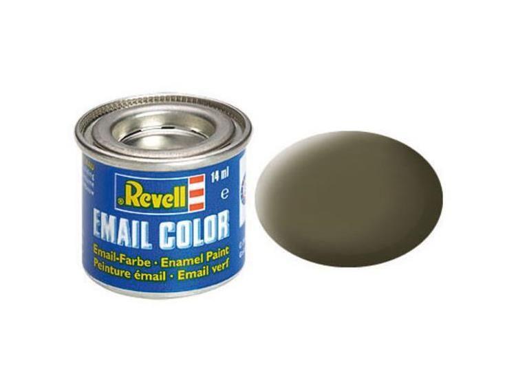 Revell Enamel Color 46 Matt Nato Olive