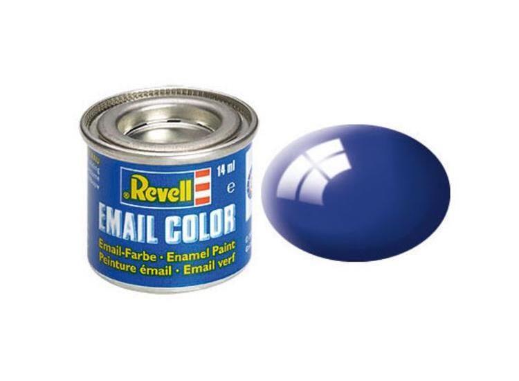 Revell Enamel Color 51 Gloss Ultramarine Blue