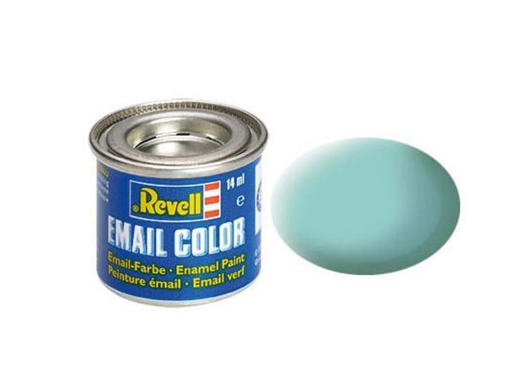 Revell Enamel Color 55 Matt Light Green