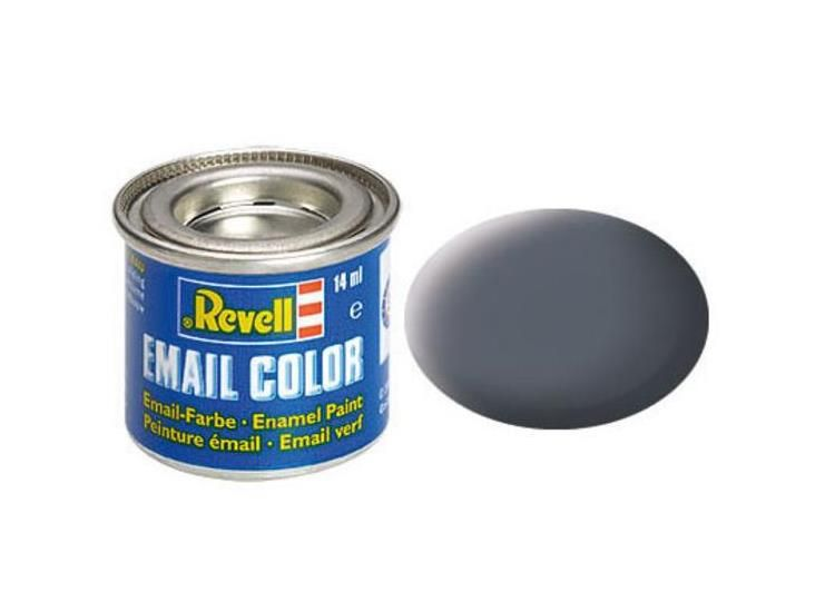 Revell Enamel Color 77 Matt Dust Grey