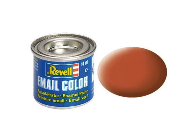 Revell Enamel Color 85 Matt Brown