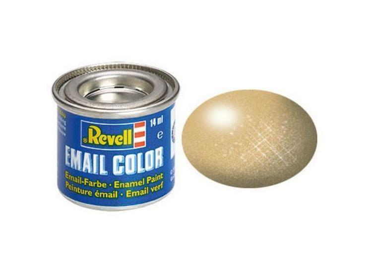 Revell Enamel Color 94 Metallic Gold