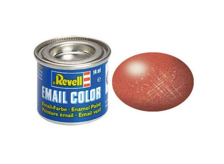 Revell Enamel Color 95 Metallic Bronze