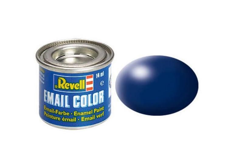 Revell Enamel Color 350 Satin Dark Blue