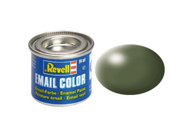 Revell Enamel Color 361 Satin Olive Green