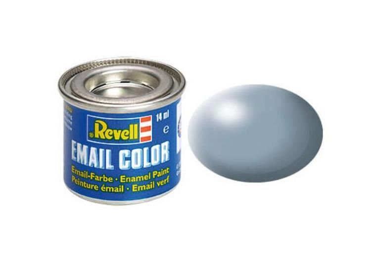 Revell Enamel Color 374 Satin Grey