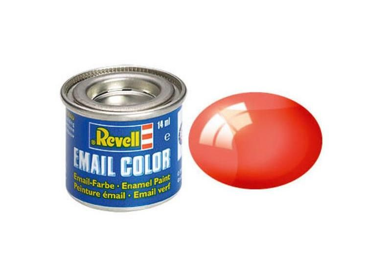 Revell Enamel Color 731 Clear Red