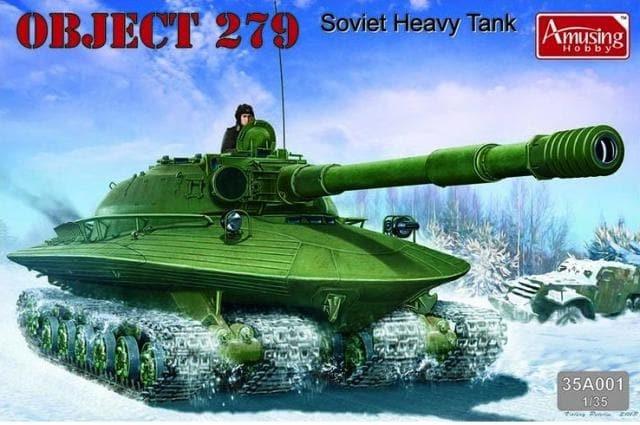 Amusing Object 279 Soviet Heavy Tank