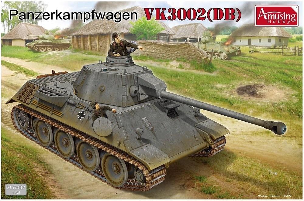 Amusing Panzerkampfwagen VK30.02