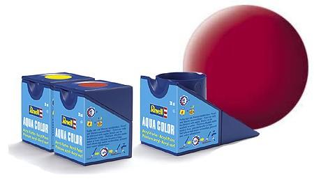 Revell Aqua Color Carmine Red