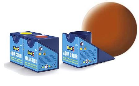 Revell Aqua Color Brown Matt