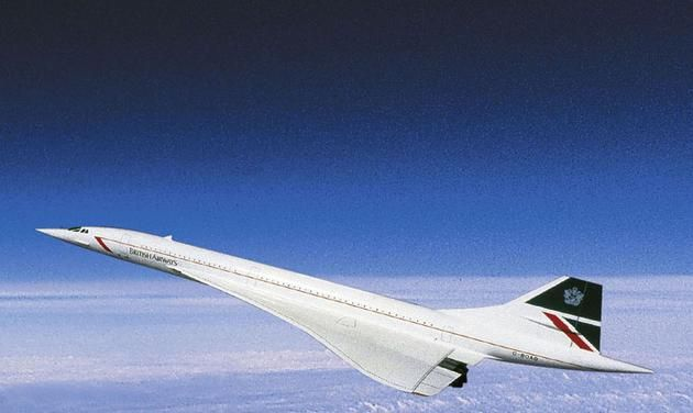 Revell Concorde British Airways