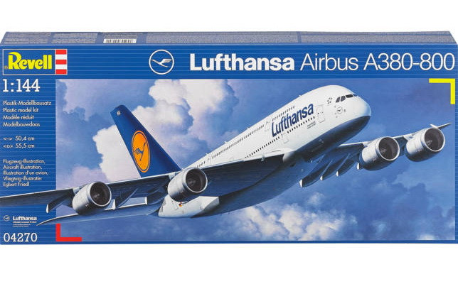 Revell Airbus A 380 Lufthansa