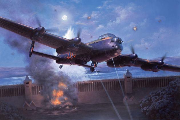 Revell Lancaster Dam Buster