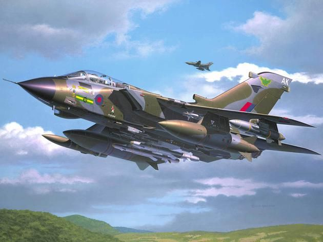 Revell Tornado GR.Mk.1