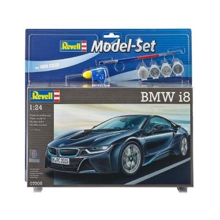Revell Model Set BMW i8